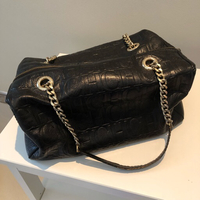 Used Carolina Herrera black bag in Dubai, UAE