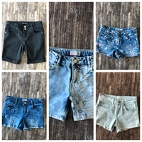 Used Bundle 5 shorts size 10-12 years old in Dubai, UAE