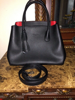 Used Black bag Christian Dior new big size in Dubai, UAE