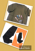 Used 1pair Combat Trouser& 1fitted Polo Shirt in Dubai, UAE