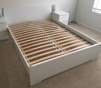 Used Bed frame for sale. 160*200 cm. Ikea  in Dubai, UAE