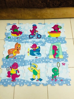 Used SOFT INTERLOCKING  PLAYING MAT in Dubai, UAE