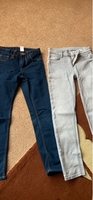 Used H & M jeans for girls .. 7-8 and 8-9  in Dubai, UAE