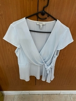 Forever21 top white