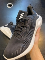 Used Adidas AlphaBounce Black/White 43 in Dubai, UAE