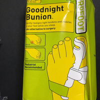 Bunion foot corrector/ 1 pair