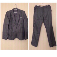Used NEW💥Men's Suit & Pants XL in Dubai, UAE