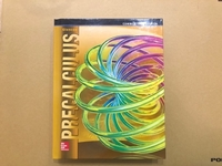 Used Precalculus Glencoe common core edition in Dubai, UAE