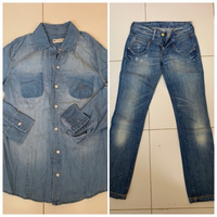 Used Jeans by Replay in Dubai, UAE