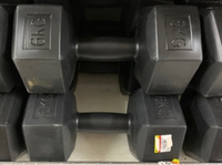 Used Dumbbells set of 3kg x 2  NEW in Dubai, UAE