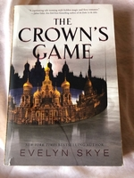 Used The Crown's Game by Evelyn Skye in Dubai, UAE