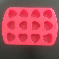 Used Wilton Heart Silicon Mould in Dubai, UAE