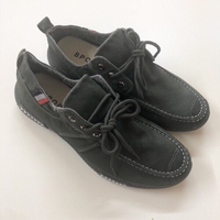Used Denim Casual Shoes/ Gray/ 44 in Dubai, UAE