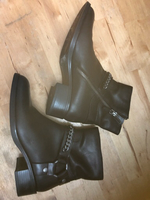 Used Charles and keith boots size 37 in Dubai, UAE