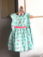 Used New Juniors baby dress with hair band 👇 in Dubai, UAE