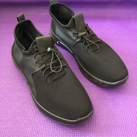 Used Black Sneaker /44 in Dubai, UAE