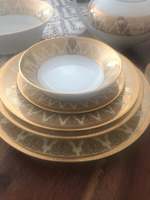 Used 24 Carat Gold Plates 96 Items in Dubai, UAE