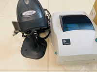 Used Barcode Printer and Scanner  in Dubai, UAE