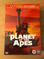 Used PLANET OF THE APES ( 5 Films ) DVD in Dubai, UAE
