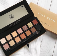 Used Anastasia Soft Glam palette- authentic in Dubai, UAE