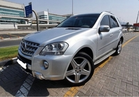 Used Mercedes-benz ML 350 AMG FILL OPTION in Dubai, UAE
