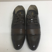Used Shiny man dress shoes in Dubai, UAE