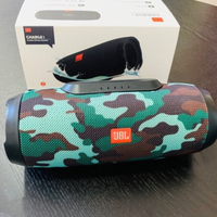 Used Charge 3 Wireless Speakers Army Color  in Dubai, UAE