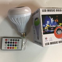 Used Led music 🎶 bulb 💡 (new) in Dubai, UAE