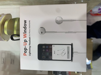 Used Wire earphones for apple with popup in Dubai, UAE