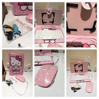Used Hello kitty phone holder keyboard mouse in Dubai, UAE
