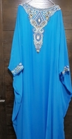 Used Blue Jalabiyah from Fooqa Boutique in Dubai, UAE