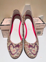 Used Goby flat shoes size EU 39/UK 6.5/US 8.5 in Dubai, UAE