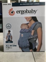 Used Ergobaby carrier all positions in Dubai, UAE