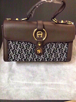 Used Aigner first class copy handbag   in Dubai, UAE