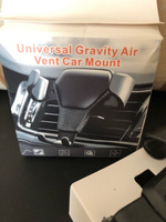Used Universal Gravity Air vent car mount  in Dubai, UAE