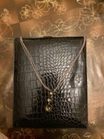 Used Silver chain and pendant with stone in Dubai, UAE