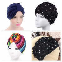 Used 3 caps swim/Turban new in Dubai, UAE