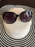 Used Sun hat & sunglasses  in Dubai, UAE