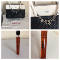 Used AUTHENTIC Guess+ FREE AUTHENTIC YSL 10ml in Dubai, UAE