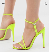 Used Neon Heels in Dubai, UAE