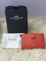 Used Original Coach Corner Zip Wallet in Dubai, UAE