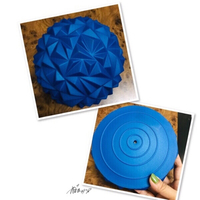 Used Inflatable Foot Massage Ball Blue♏️ in Dubai, UAE