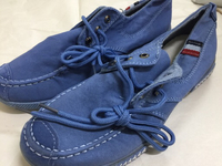 Used Light Blue shoes  in Dubai, UAE