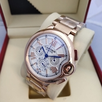 Used CARTIER MENS WATCH ROSEGOLD  in Dubai, UAE