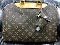 Used Upcycled Authentic Louis Vuitton Sntizer in Dubai, UAE