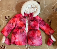 Used Girl's Ted Baker Winter Jacket  in Dubai, UAE