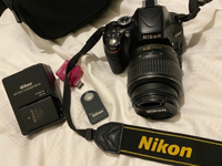 Used Nikon Digital Camera D5100  in Dubai, UAE