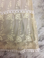 Used Beige & Cream Dress in Dubai, UAE