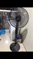 Used Remote stand fan in Dubai, UAE