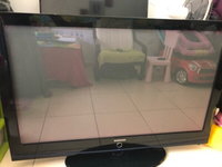 Used SAMSUNG PLASMA TV55inches having problem in Dubai, UAE